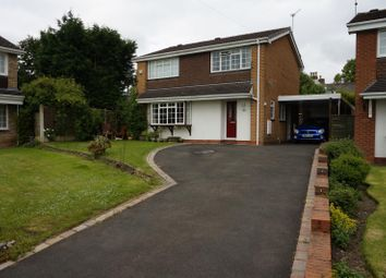 Thumbnail 4 bedroom detached house for sale in Long Acre, Codsall, Wolverhampton