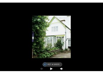Thumbnail 3 bed bungalow to rent in Church Road, Polegate
