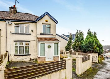 Thumbnail 3 bed semi-detached house for sale in Wharncliffe Road, Shipley