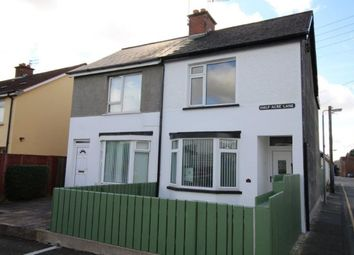 Thumbnail 2 bed semi-detached house for sale in Half Acre Lane, Newtownards