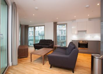 Thumbnail 2 bed flat to rent in Liberty Bridge Road, Olympic Park, London