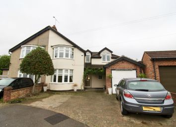 Thumbnail 4 bed semi-detached house for sale in Purley Close, Ilford
