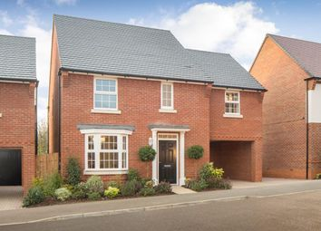 "Thumbnail 4 bedroom detached house for sale in ""Hurst"" at Roundstone Lane, Angmering, Littlehampton"