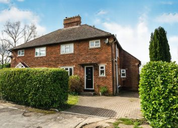 Thumbnail 3 bed semi-detached house for sale in Gibbetts, Tunbridge Wells