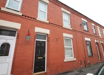 Thumbnail 3 bed terraced house to rent in Goulden Street, Salford