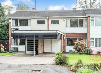Thumbnail 3 bed terraced house for sale in Laurels Crescent, Balsall Common, Coventry