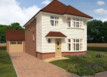 Thumbnail 4 bedroom detached house for sale in Roman Way, Strood