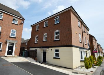 Thumbnail 4 bed town house to rent in Blenkinsop Way, New Forest Village, Leeds