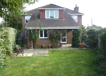 Thumbnail 4 bedroom detached house for sale in Chapel Road, Swanmore, Southampton
