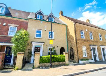 Thumbnail 4 bed terraced house for sale in East Wichel Way, Swindon, Wiltshire