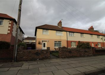Thumbnail 3 bed end terrace house for sale in Cranehurst Road, Walton, Liverpool