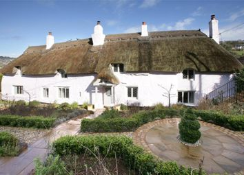 Thumbnail 4 bed detached house for sale in Higher Ringmore Road, Shaldon, Devon