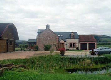 Thumbnail 4 bed detached house for sale in Fossoway, Kinross