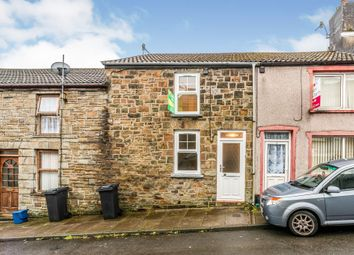 Thumbnail 2 bed terraced house for sale in Church Street, Troedyrhiw, Merthyr Tydfil