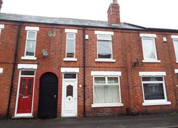 Thumbnail 2 bed terraced house for sale in Edwin Street, Daybrook, Nottingham