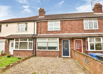 2 bed terraced house for sale in Mile Cross Road, Norwich NR3