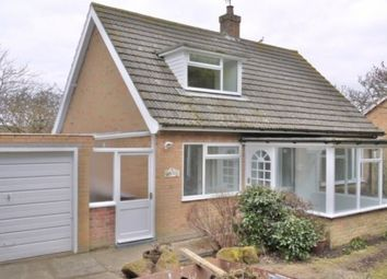 Thumbnail 3 bed detached bungalow to rent in Furze Hill, Cromer, Norfolk