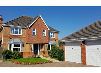 Thumbnail 5 bed detached house for sale in Lime Avenue, Westergate, Chichester
