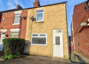 Thumbnail 2 bed semi-detached house for sale in Rotherham Road, Killamarsh, Sheffield