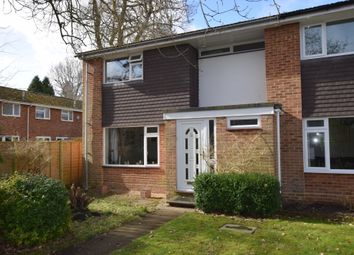 Thumbnail 3 bedroom end terrace house for sale in The Croft, Fleet