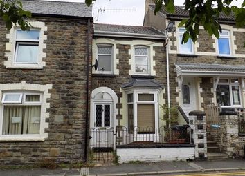 Thumbnail 2 bed terraced house to rent in Queen Street, Abertillery