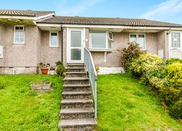 Thumbnail 2 bed bungalow for sale in Fortescue Close, Foxhole, St. Austell