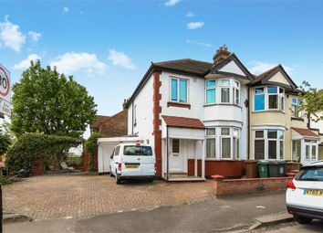 Thumbnail 3 bed end terrace house for sale in Castleton Road, Walthamstow, London