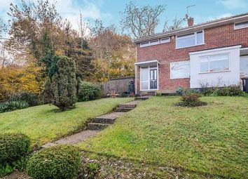 Thumbnail 3 bed end terrace house for sale in Valley View, Biggin Hill, Westerham, Kent