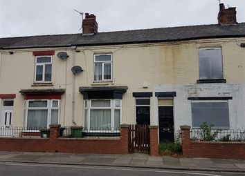 Thumbnail 3 bed terraced house for sale in Hampden Street, South Bank, Middlesbrough