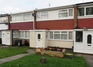Thumbnail 3 bed terraced house for sale in Mountfield Close, Kings Heath, Birmingham