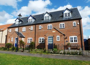 Thumbnail 3 bed town house to rent in Davey Close, Sturton By Stow, Lincoln