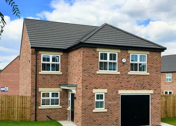 Thumbnail 4 bed detached house for sale in Garth View, Barnsley, South Yorkshire