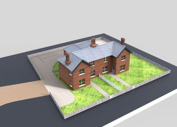 Thumbnail 2 bed semi-detached house for sale in Woodpecker Way, Costessey, Norwich