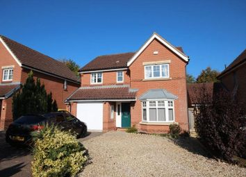 Thumbnail 4 bed property for sale in Cardinal Close, Easton, Norwich