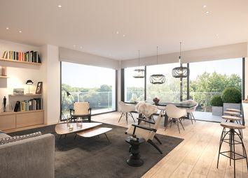 Thumbnail 3 bed apartment for sale in Woluwe-Saint-Lambert, Brussels, Belgium