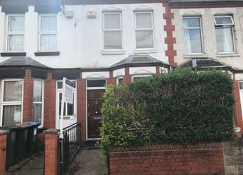 2 bed terraced house to rent in Stanway Road, Earlsdon, Coventry CV5