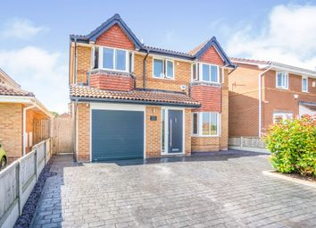 Thumbnail 4 bedroom detached house for sale in Millhouse Lane, Moreton, Wirral