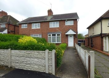 Thumbnail 3 bedroom terraced house for sale in Hawthorne Road, Walsall, West Midlands