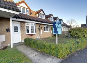 Thumbnail 3 bed terraced house for sale in Crambeck Village, Welburn, York