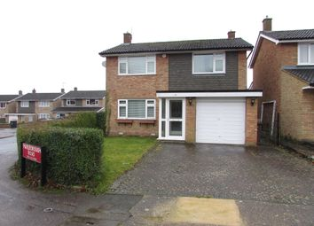 Thumbnail 3 bed detached house for sale in Marlborough Road, Stevenage