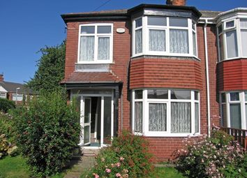 Thumbnail 3 bed terraced house to rent in Hotham Road North, Hull
