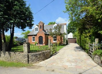 Thumbnail 3 bed detached house for sale in Vicarage Road, Steventon, Abingdon