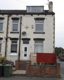 Thumbnail 2 bed end terrace house to rent in Blackpool Grove, Leeds