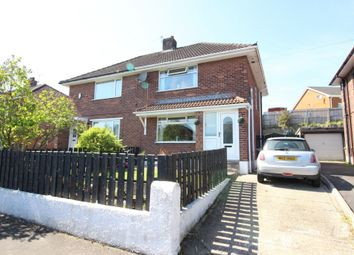 Thumbnail 3 bedroom semi-detached house for sale in Kilcoole Park, Belfast