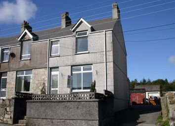 Thumbnail 3 bed end terrace house for sale in Goverseth Terrace, Foxhole, St Austell, Cornwall