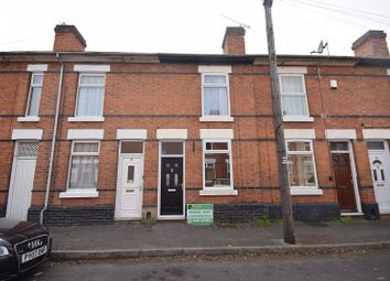 Thumbnail 2 bed terraced house to rent in Clifford Street, Wilmorton, Derby