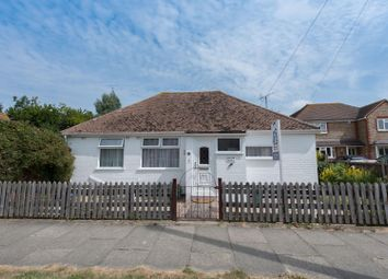 Thumbnail 2 bed detached bungalow for sale in Share & Coulter Road, Chestfield, Whitstable
