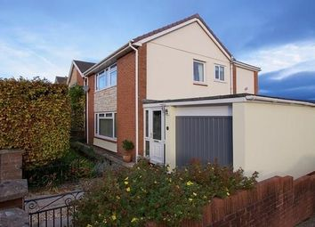 Thumbnail 4 bed detached house for sale in Broadmead, Gilwern, Abergavenny