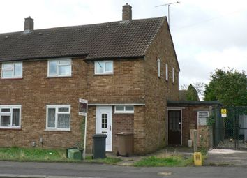 Thumbnail 3 bedroom property to rent in Keepers Close, Luton