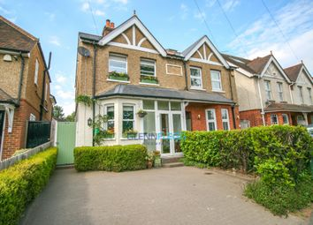 Thumbnail 2 bed semi-detached house for sale in Park Road, Farnham Royal, Slough